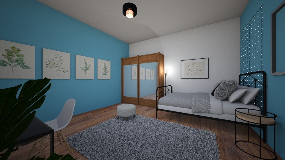 sla - Minimal - Bedroom - by high_hopes