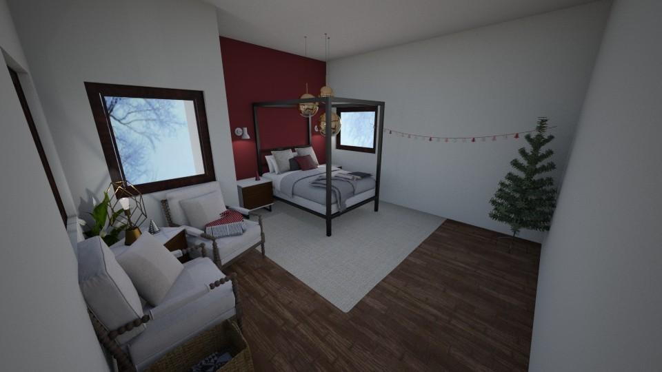 Christmas Morn - by herrincook