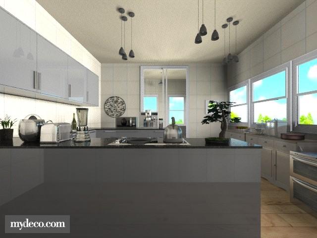 Kitchen 3e - Kitchen - by Siti Idrus