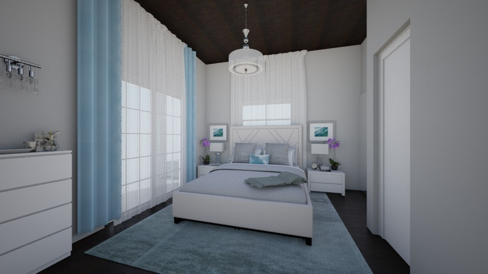 Andrea - Bedroom - by nenasilver 26