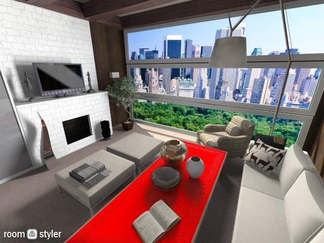 Rest Time - Living room - by AlexKarm