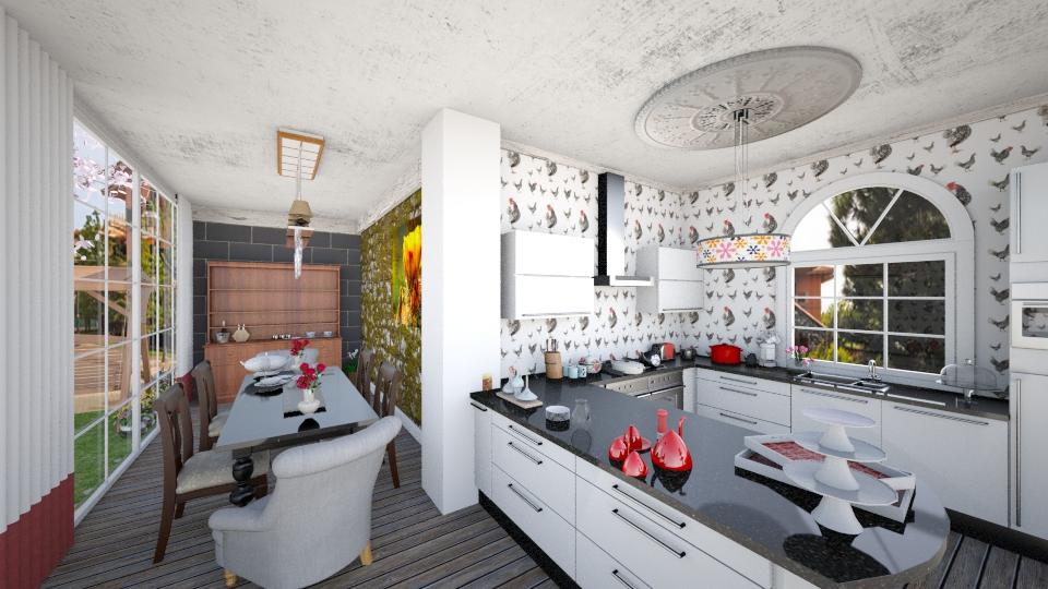 serbest - Dining room  - by Mehmet Durmus