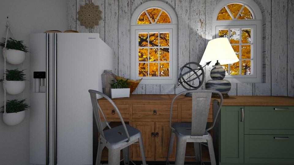 Kitchen - Vintage - Kitchen - by ElieK