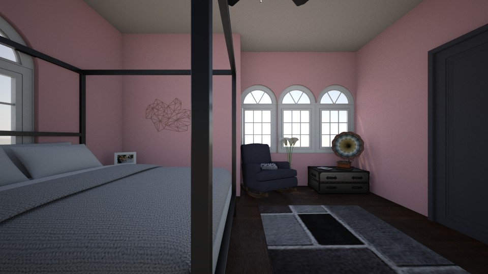 Chic Master Bedroom - Glamour - Bedroom - by RAF2024