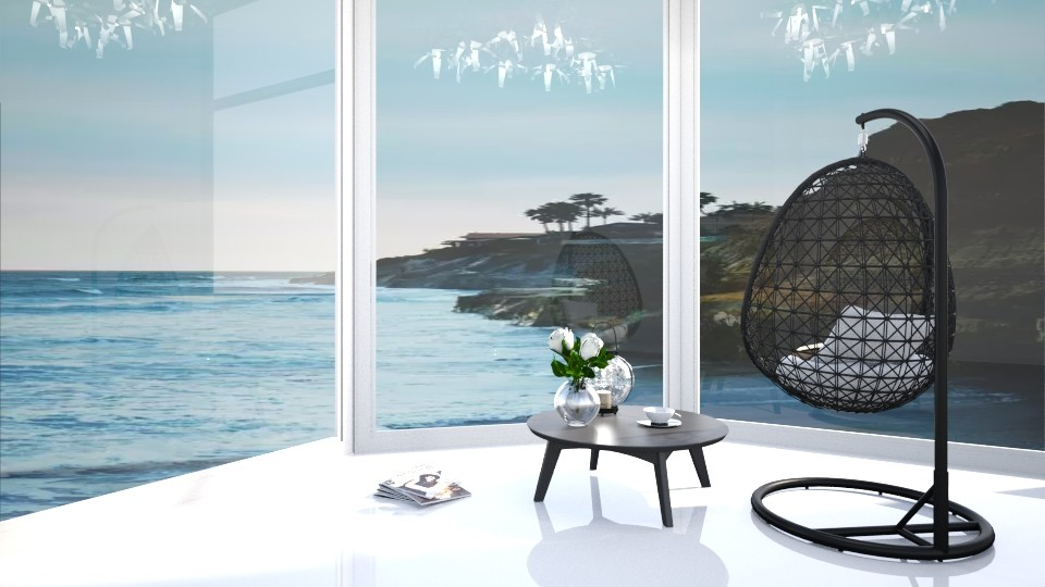 Relax - Living room - by Kalinowska