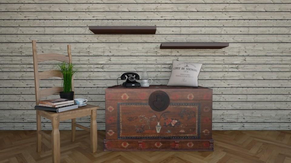 32 - Living room - by Ebru Tekneci