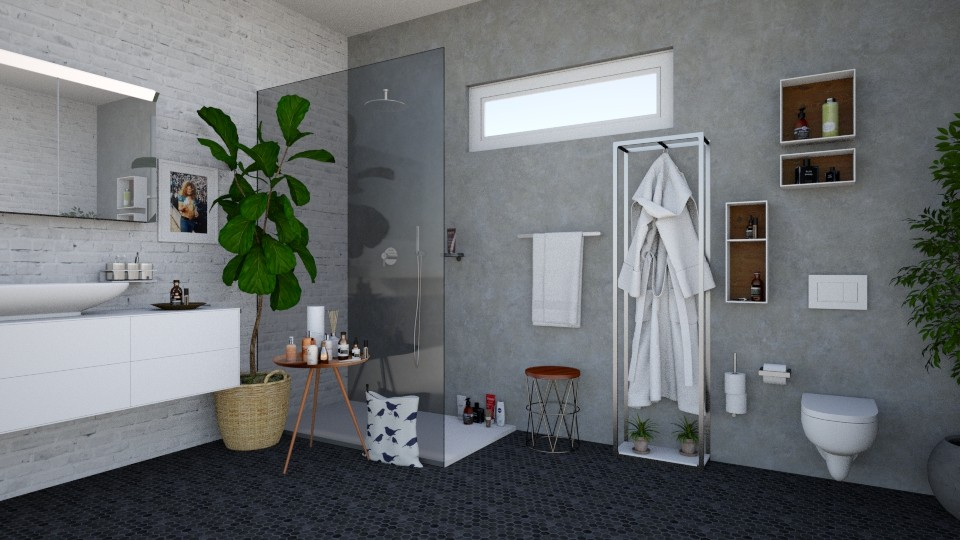 Bathroom - by Augjen