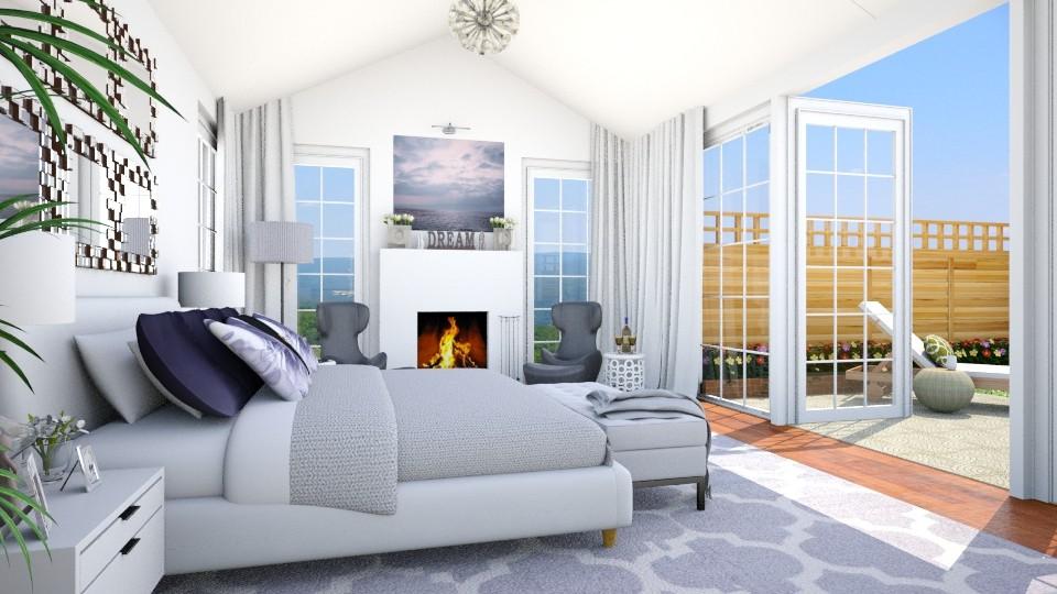 Kentucky Master Retreat - Bedroom - by LadyVegas08