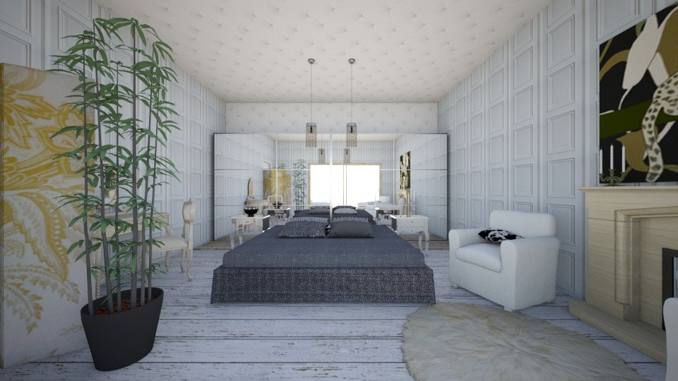 bedroom - by Dream Interior