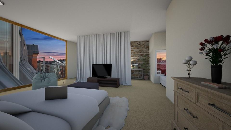 Bedroom Luxury - Bedroom  - by RyanDS123