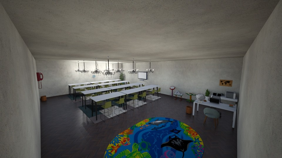 Classroom Two - Office  - by Rsvo64