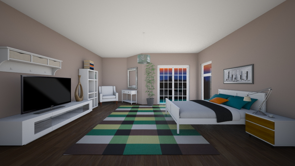 New Way Home - Modern - Bedroom - by can264