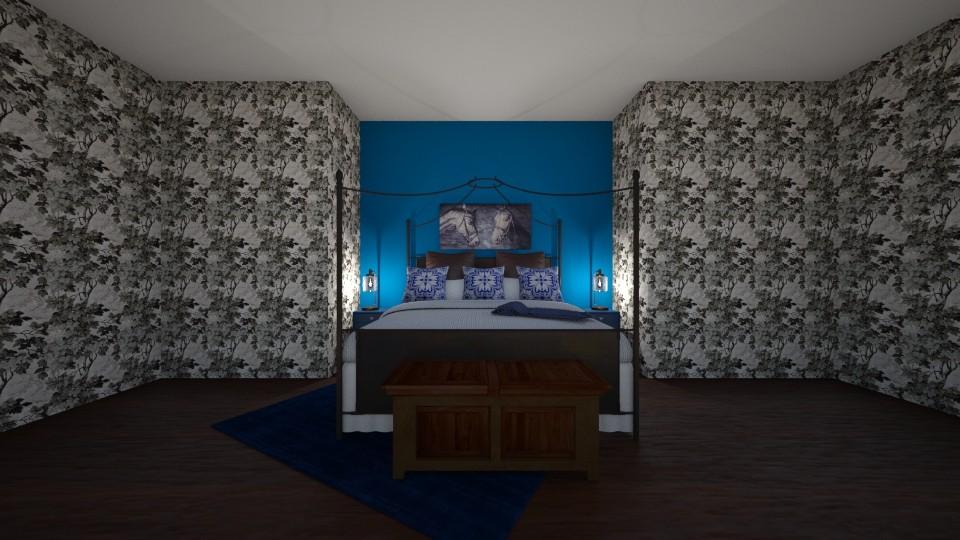 Bedroom - by Villina