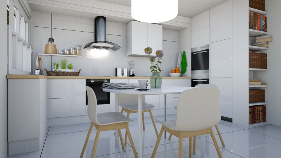 kitchen - by ANAAPRIL