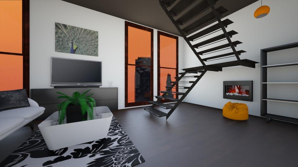 Living - Living room - by Cam Styler