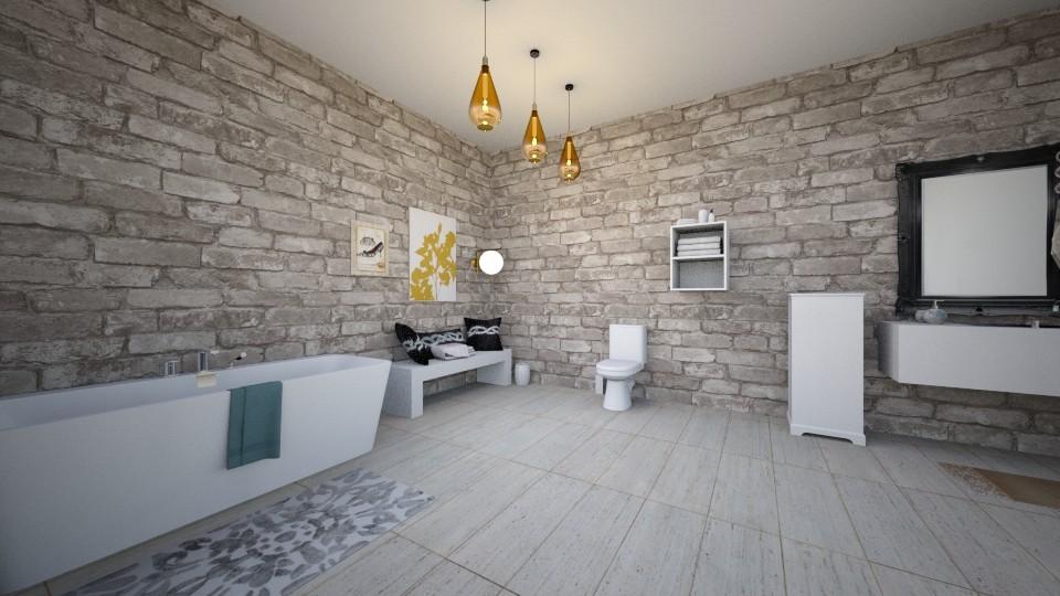 Palace bathroom - Modern - Bathroom  - by Mainastar