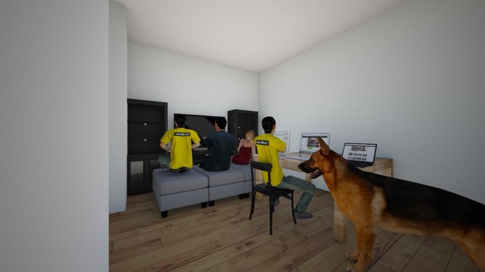 Living room - Modern - Living room  - by Yasir Ross