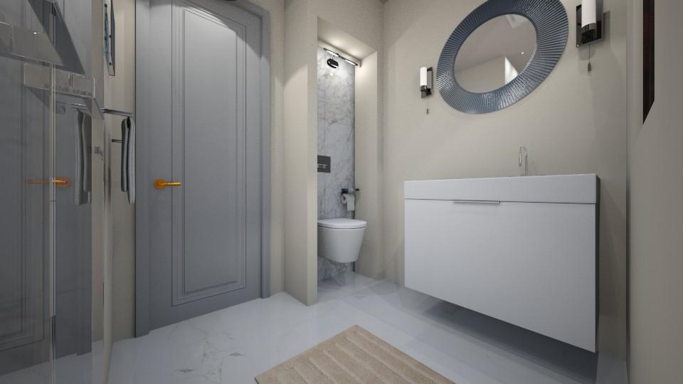 bath 2 - Modern - Bathroom - by Bianca Interior Design