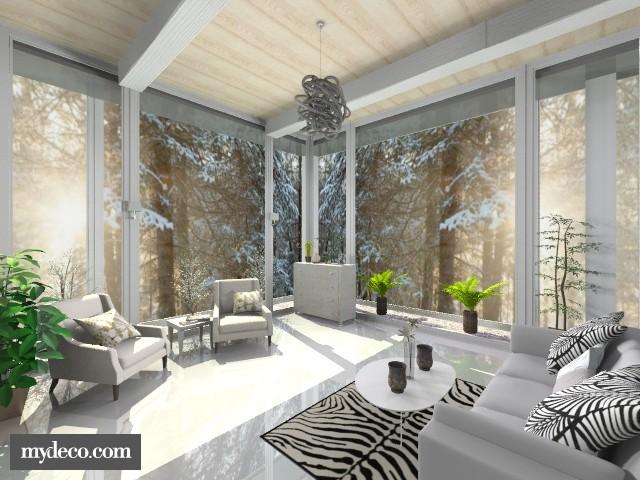 Living Room 004 - Living room - by Thika