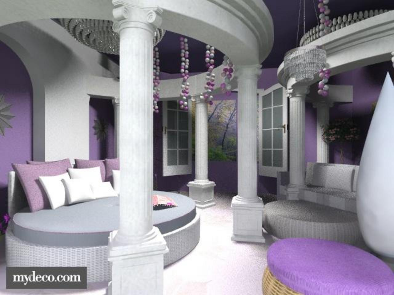 purple 5 - Modern - Garden - by asifgoldpk