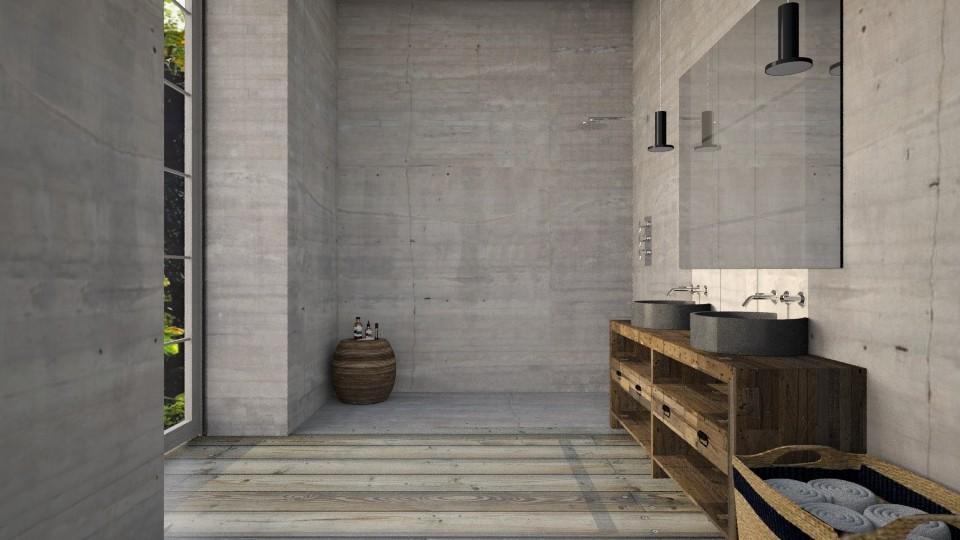 Natural Bathroom - Bathroom  - by amandafern