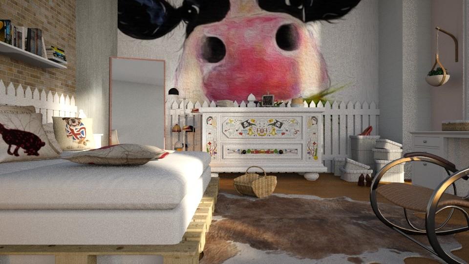 PBedroom - Bedroom - by ZuzanaDesign