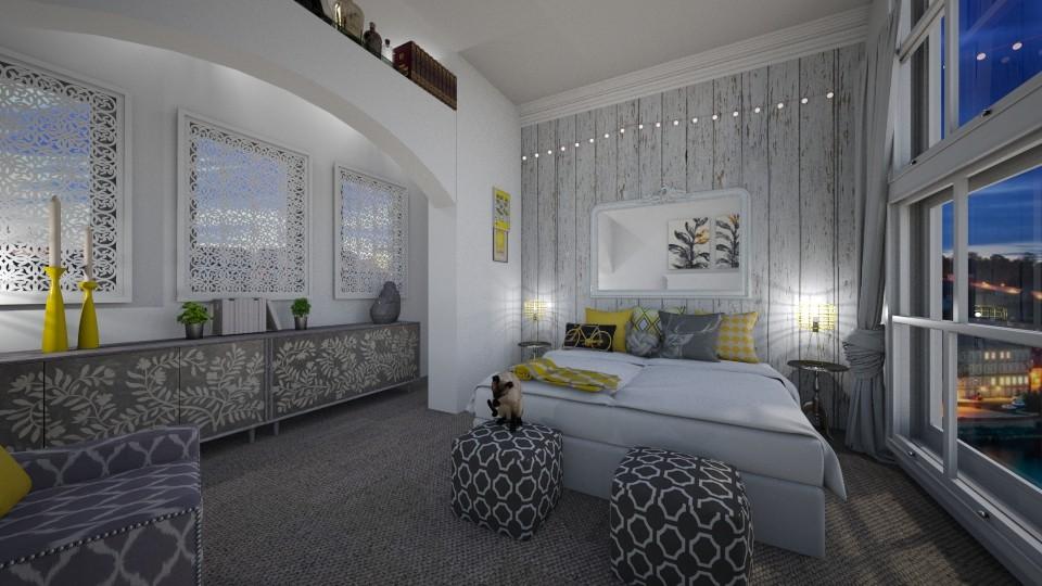 New Bedroom - Bedroom - by sissybee