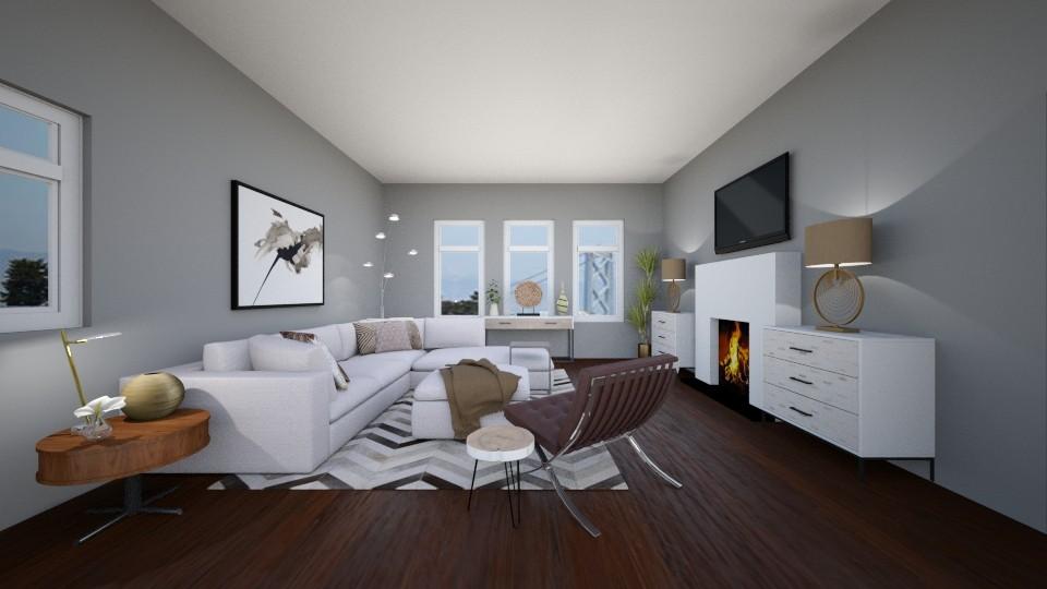 LSF LIVRM HAVEN - Modern - Living room - by erstudio