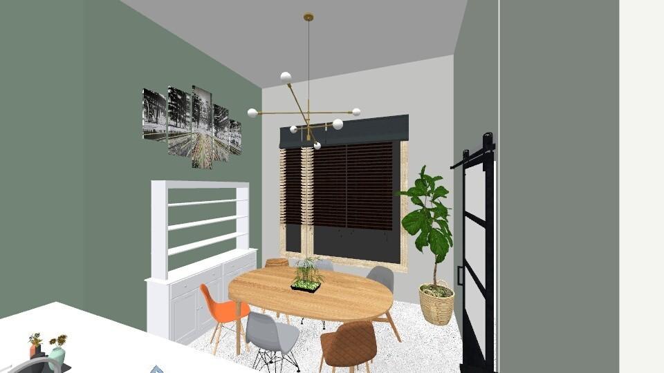 keuken kastenwand  - Kitchen - by nence010