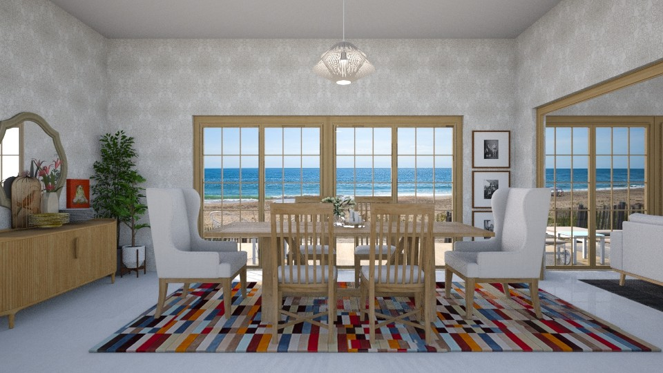 dining - Dining room - by rosej