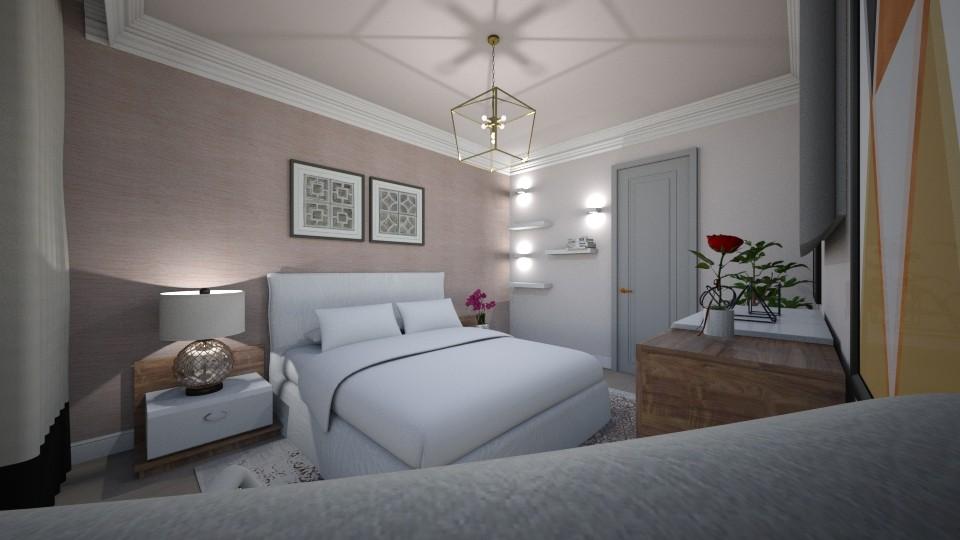 dormitor insta 2 - Bedroom - by Bianca Interior Design