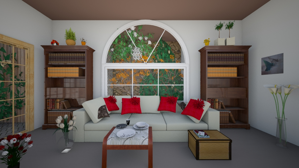 3 - Living room  - by abigailredon