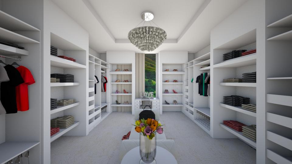 closet - Bedroom - by milenamoreira28