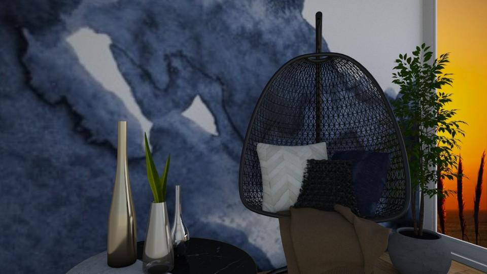 Relax Spot - Modern - Living room - by nazlazzhra