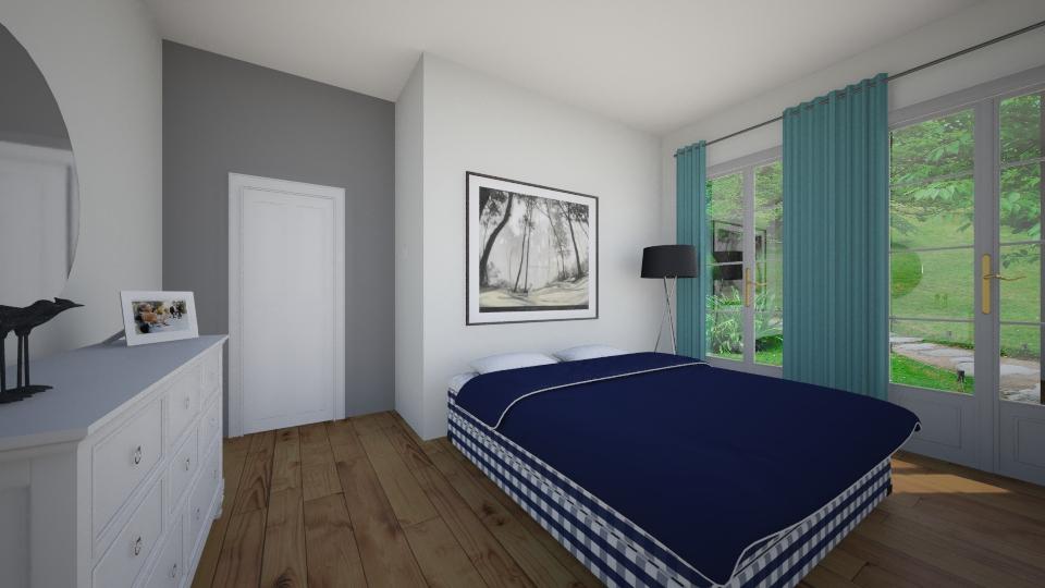 Quarto - Bedroom - by Gi Pires P