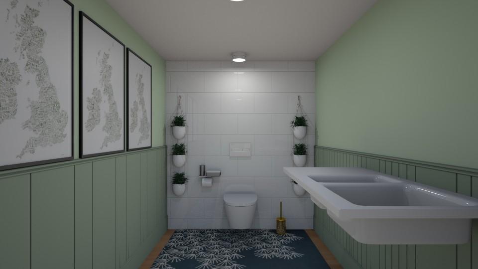 Camilla - Glamour - Bathroom - by keelyyy