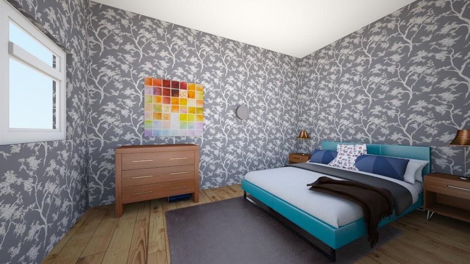 my Guestroom - Bedroom - by scourgethekid