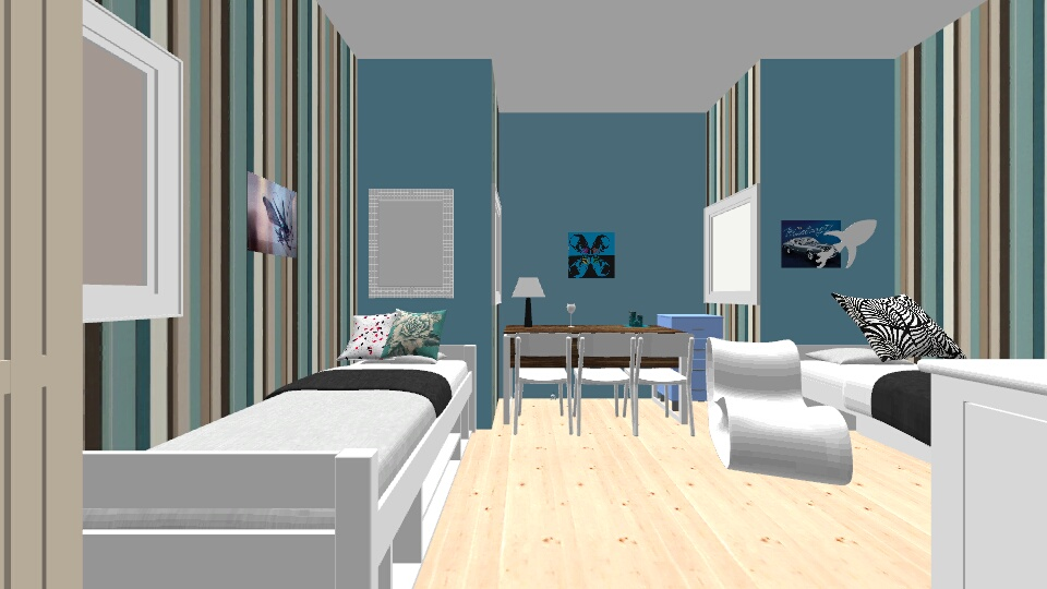 kids house - Bedroom - by PatrycjaPati