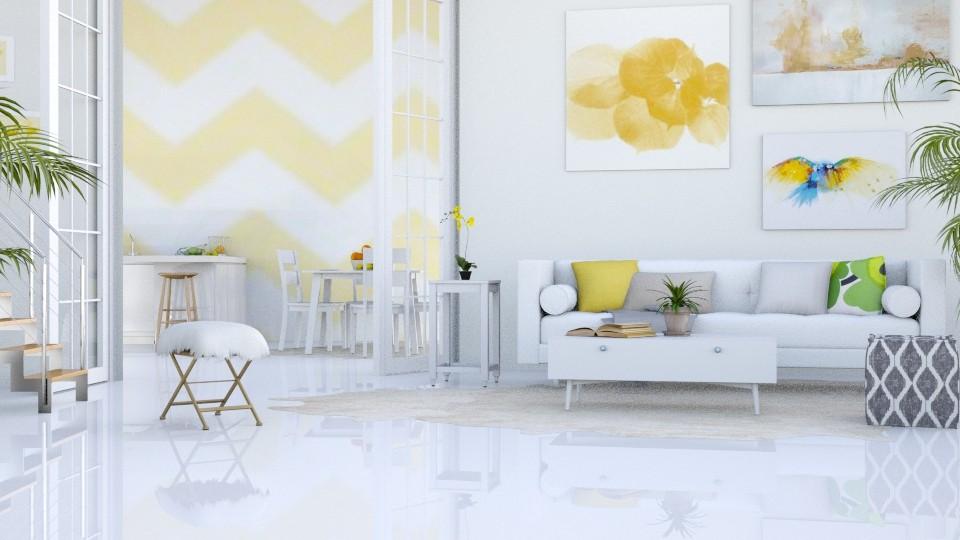 Open Home - Modern - by millerfam