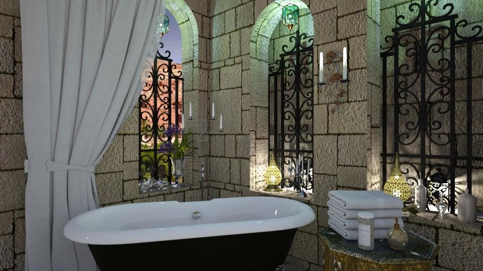 Q Bath - by Maryjo1965
