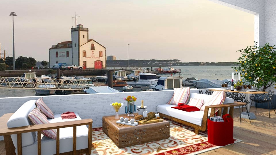 Marina View - Living room - by Joao M Palla