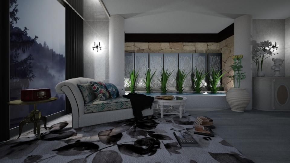 RUNAWAY - Rustic - Living room  - by Amorum X