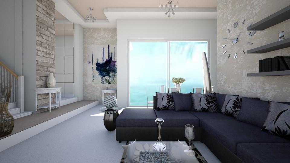 Tanja - Living room - by TanjaaS