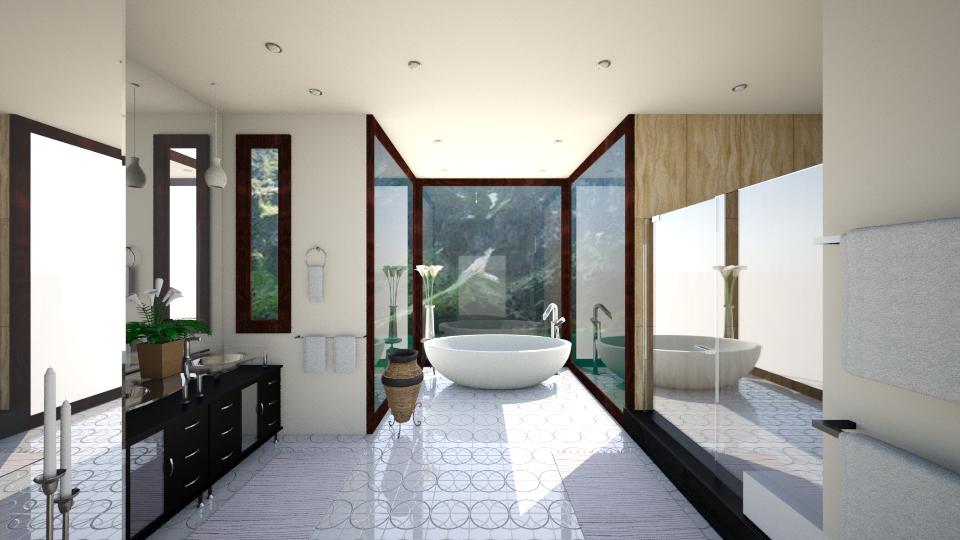 Tropical Dream - Bathroom - by RedVelvet21