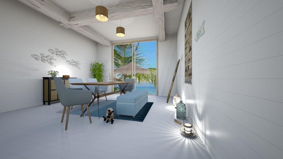 Modern lake house - Modern - Bedroom - by dreamerana