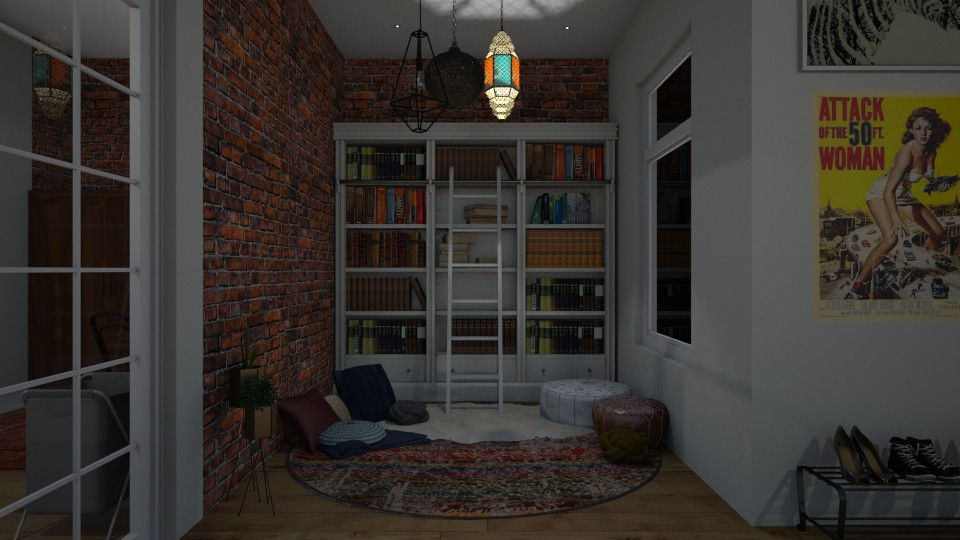 apartment 2 - by nazlazzhra