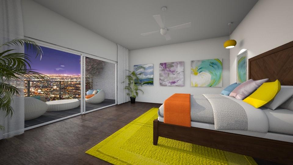 Bedroom Views - Bedroom - by nicquo40