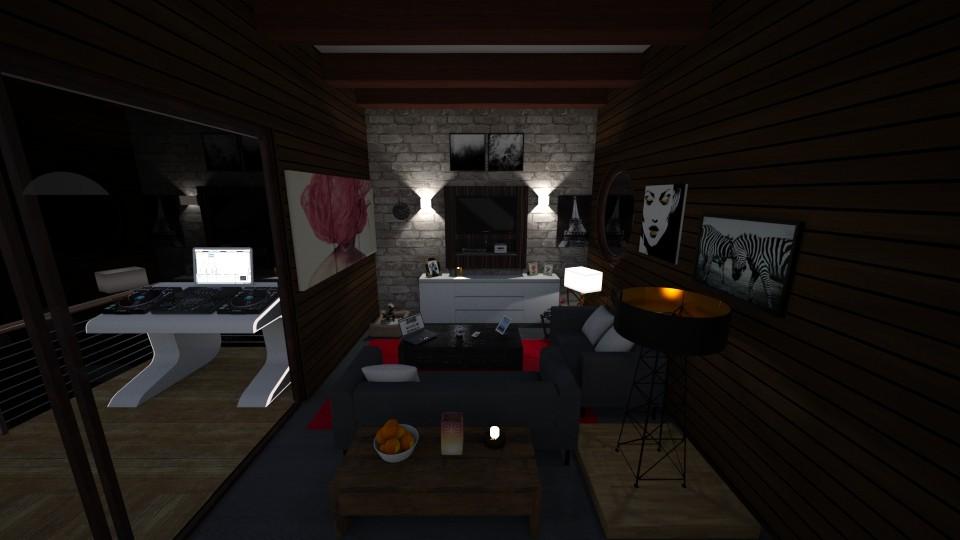 city apartment  - by bidgenious21
