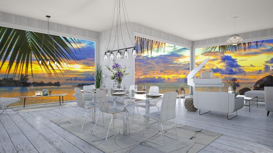 dnevna soba 3 - Living room - by Gagany