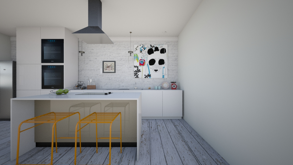 coz - Kitchen  - by Tainaraa